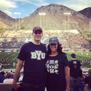 BYU Football Game