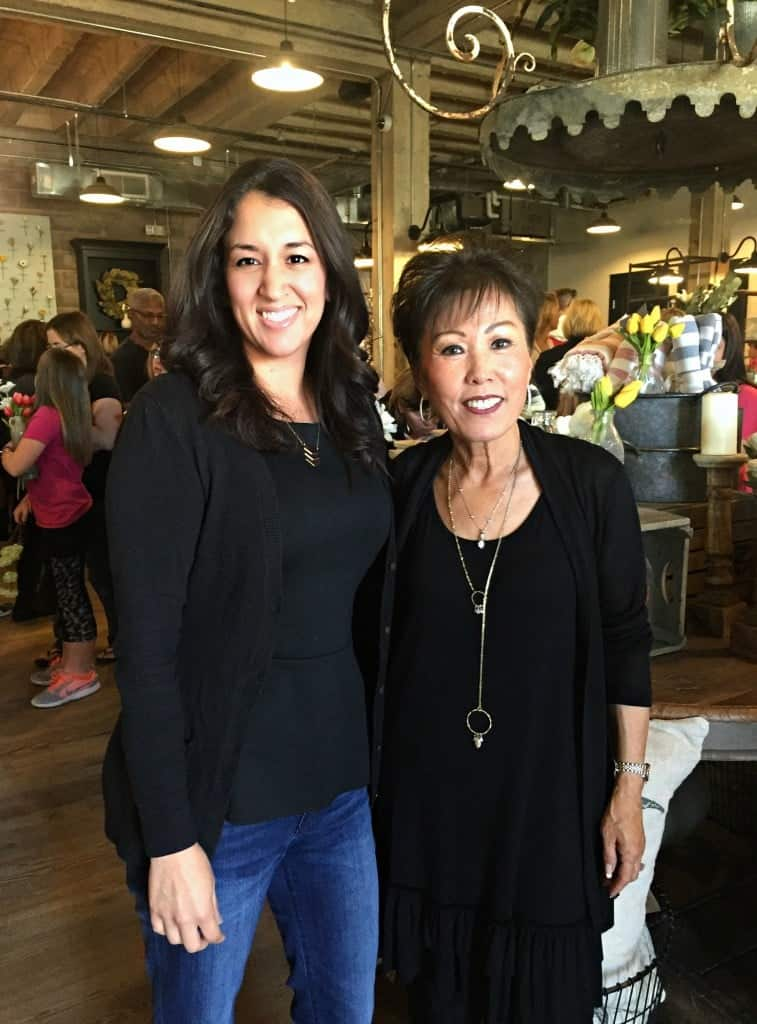 Joanna Gaines' mom