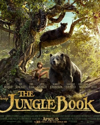 Is The Jungle Book kid-friendly?