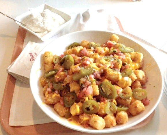 Try celebrating Father's Day at Disney World with a big bowl of totchos.