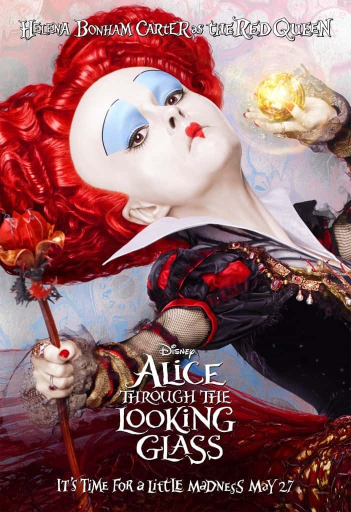 Alice Through the Looking Glass Mom's Review