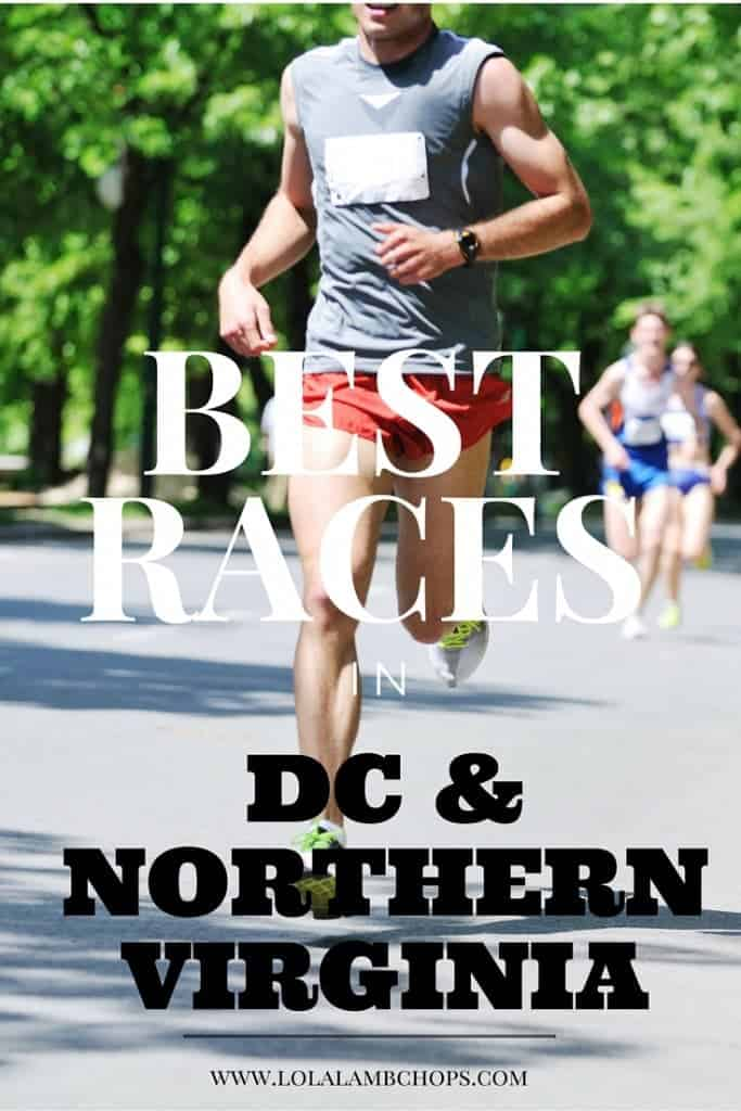 Tuesdays on the Run - The best local Washington DC and Northern Virginia races! My favorite half marathon, ten-miler, and marathon courses.