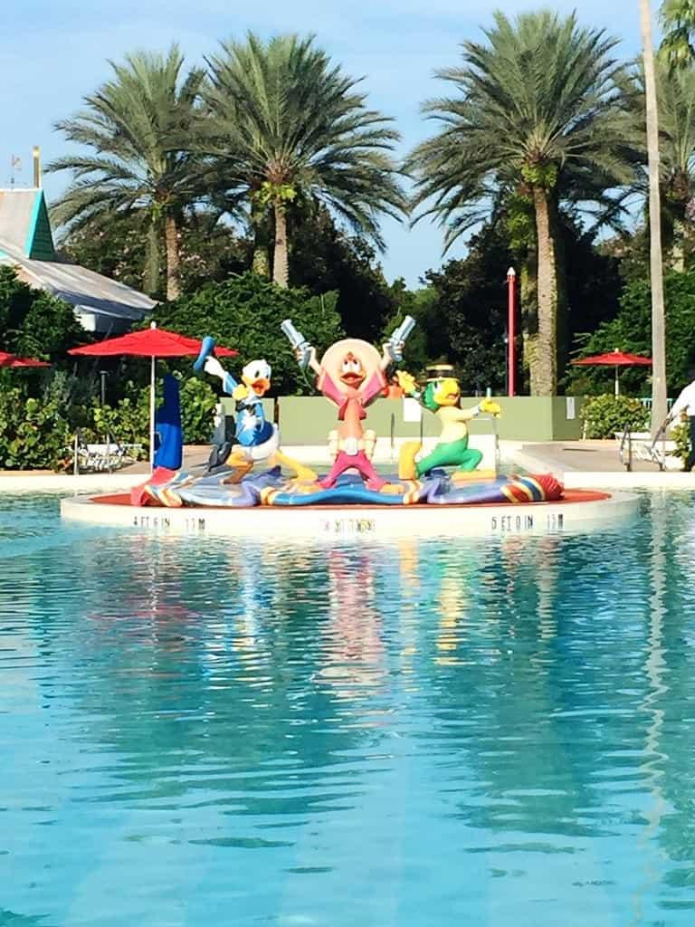 Disney's All-Star Music Resort Pool