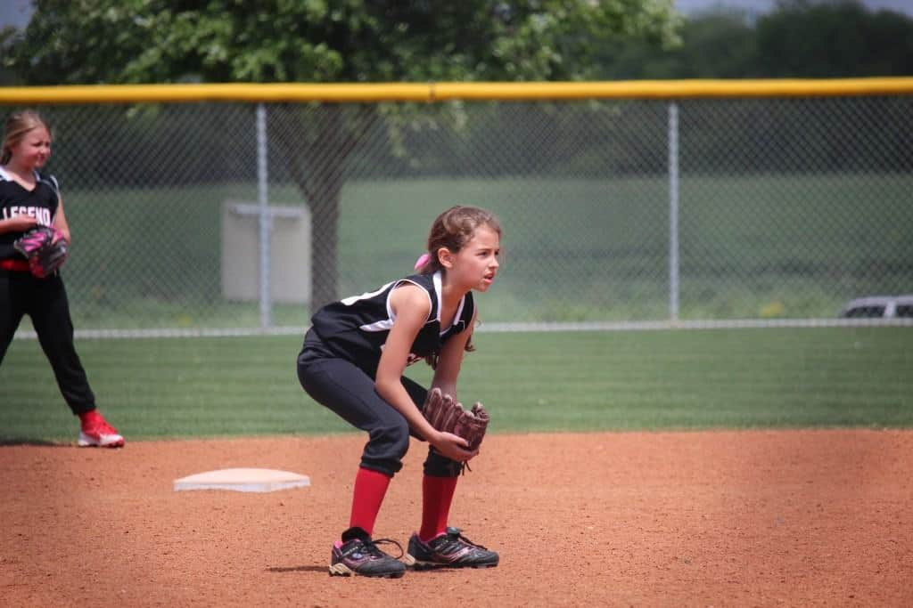 Lessons My Daughter's Softball Coach Taught Me - Sometimes crazy parents and crazy coaches can ruin a child's team sport experience. Thank a good coach if your child has one!