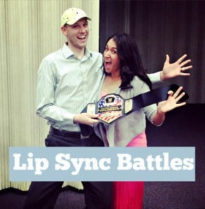 Why We Have Family Lip Sync Battles