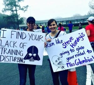Controversial and Funny Race Signs