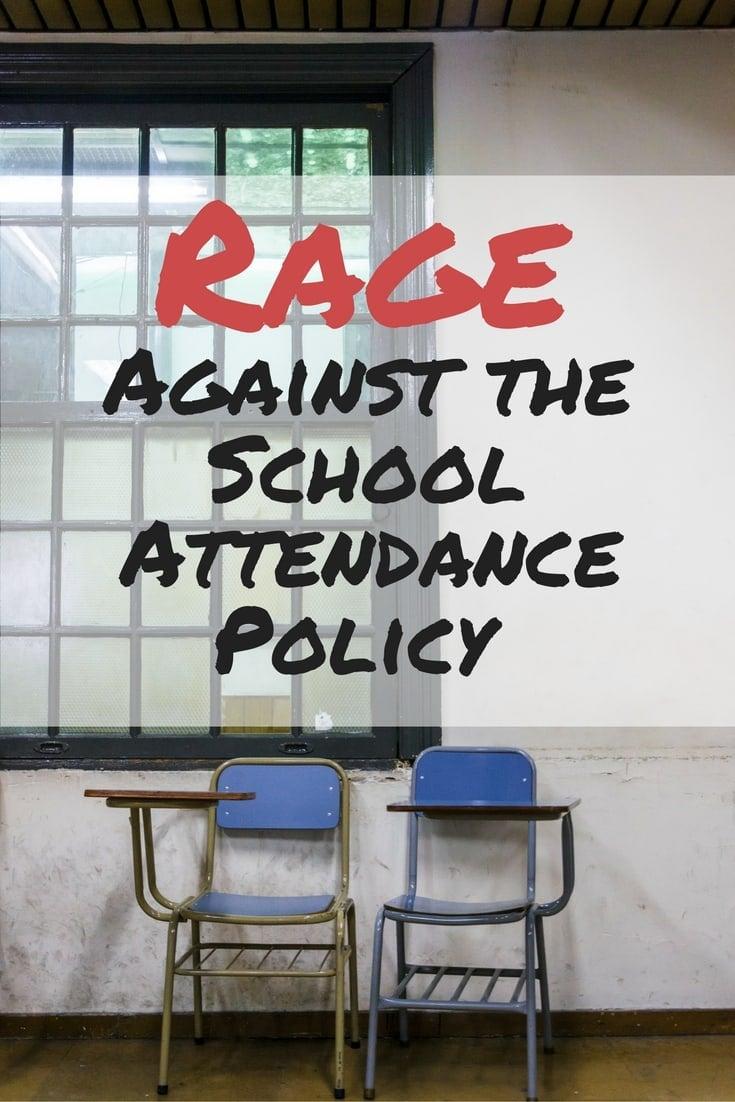 arguments against attendance policies Innovative higher education, vol 23, no 3, spring 1999 a case against compulsory class attendance policies in higher education karen l st glair.