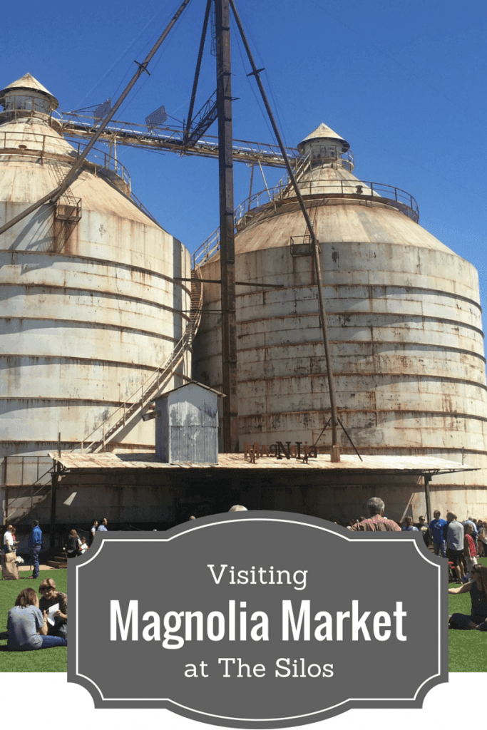 If you're fans of the HGTV show Fixer Upper, you have to visit Magnolia Market at The Silos in Waco, TX. Here's a guide of what you can expect. You may even see Joanna Gaines's mom, like I did!
