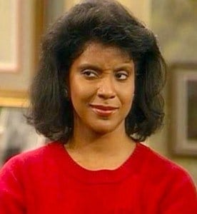 Clair Huxtable Side Eye