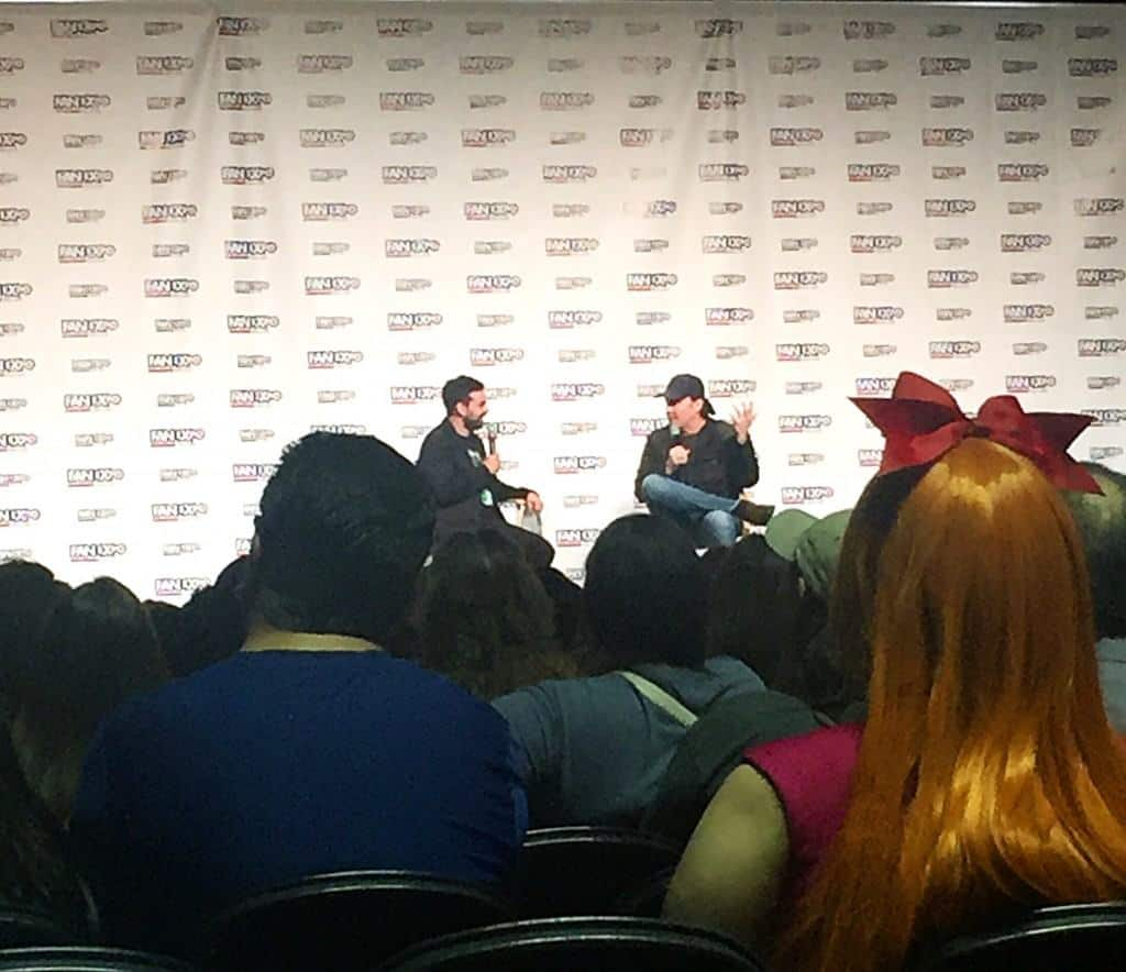 John Cusack Panel at Fan Expo Dallas