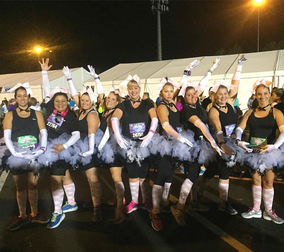 Disney Princess Enchanted 10K Recap - Have you ever wanted to run a runDisney race with girlfriends for a girls' weekend? This is the perfect race for you!