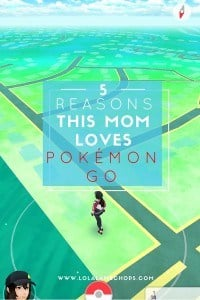Tired of Pokémon Go already? Here are 5 reasons why as a mom, I'm loving it! From PokeStops to having fun, Pokémon Go is a great way to have some family fun in the summer!