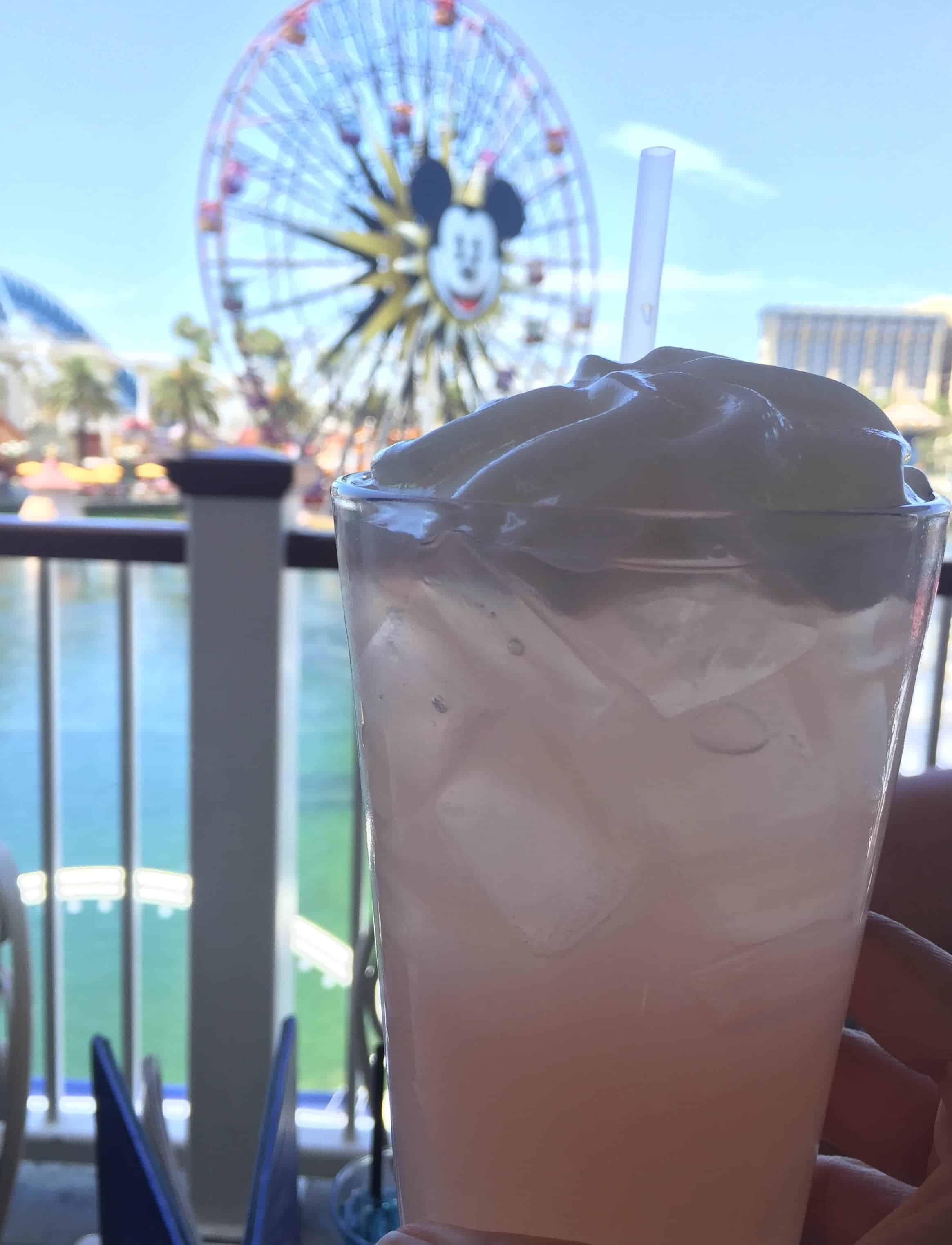 Strawberry Lemonade at Cove Bar