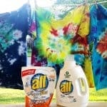 How to Tie-Dye T-Shirts With Kids