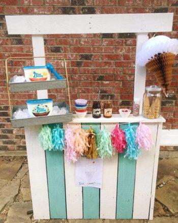Summer Ice Cream Party Ideas