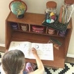 Organizing a Homework Station