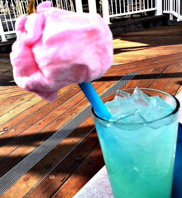 Nonalcoholic Disneyland Drinks