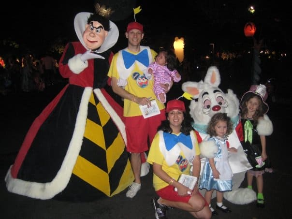 alice in wonderland family halloween costume sc 1 st lola lambchops
