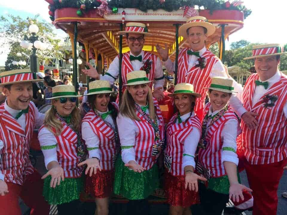 Dapper Dan runDisney group costume