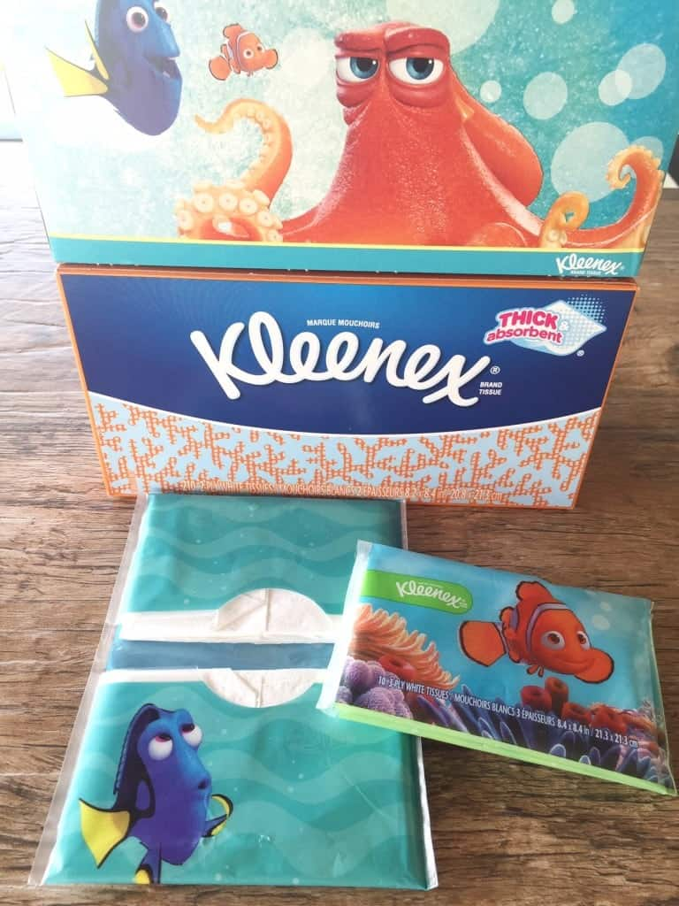 Kleenex helps when teaching kids empathy.