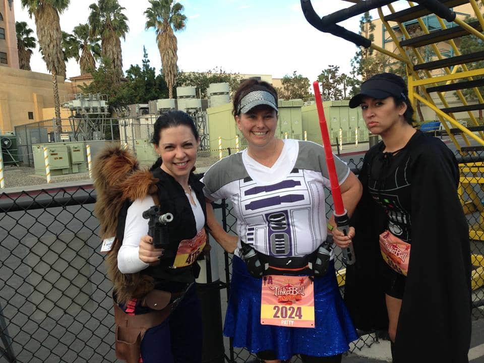 Star Wars runDisney group costume