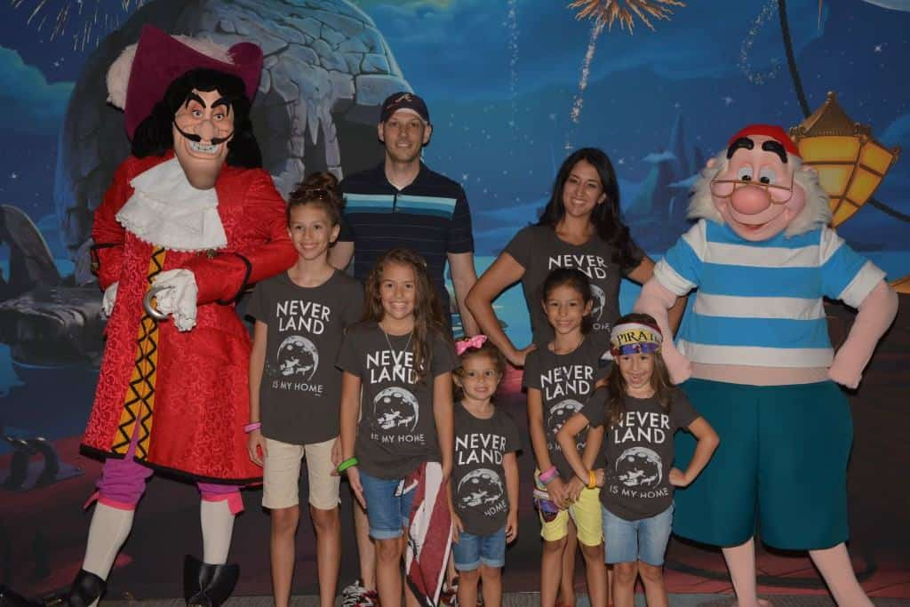 Pirates and Pals at Disney's Contemporary Resort