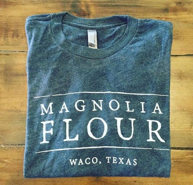 Magnolia Flour vintage shirt