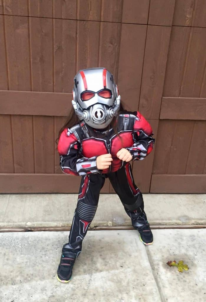 Avengers Family Halloween Costumes, Ant-Man