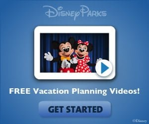Disney Parks Vacation Planning Video