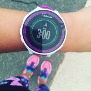 My Biggest Running Challenge – TIME!