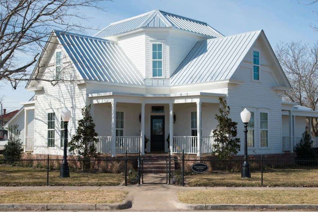 Grab a reservation to Magnolia House, the home built by Chip and Joanna Gaines