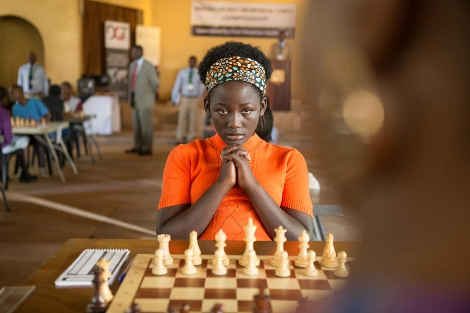 Is Queen of Katwe for kids?
