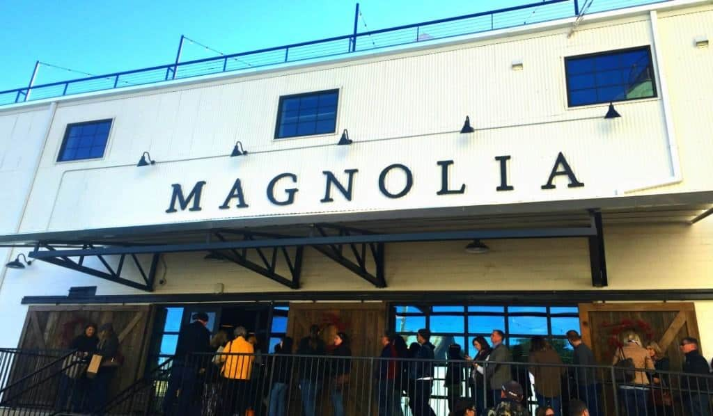 Magnolia Market from Fixer Upper in Waco