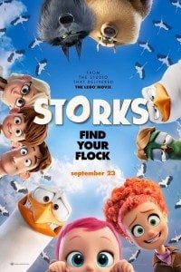 Free Movie Passes for Storks