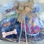 Birthday Gift Basket For Dogs
