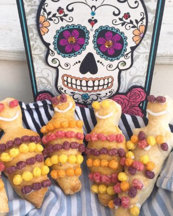 Día de Los Muertos Pan de Guaguas Recipe