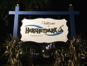 Sweet Nights at Hersheypark in the Dark