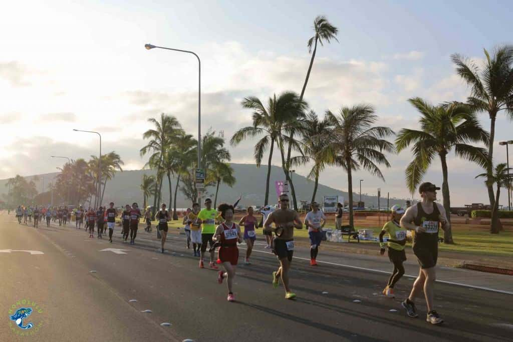 Honolulu Marathon is on my dream bucket list race list.
