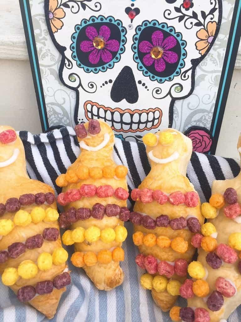 Día de los Muertos Pan de Guaguas