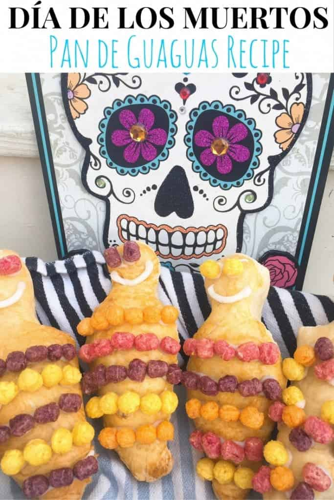 You can't observe Día de Los Muertos without good food. We make pan de guaguas (a tradition from Ecuador) with a twist. A fun kids activity and recipe to make with the whole family to observe Latino traditions.