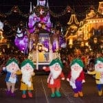 Top Four Reasons to Love Mickey's Very Merry Christmas Party