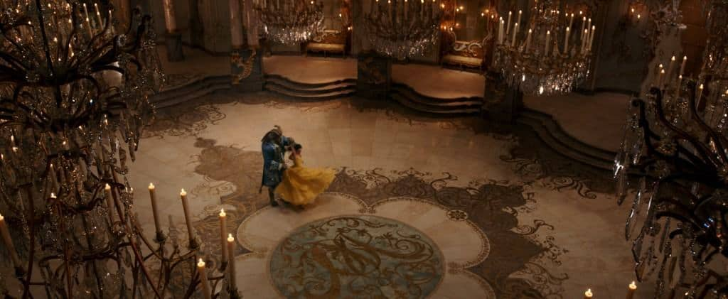 New Ballroom Photos from Disney Beauty and the Beast