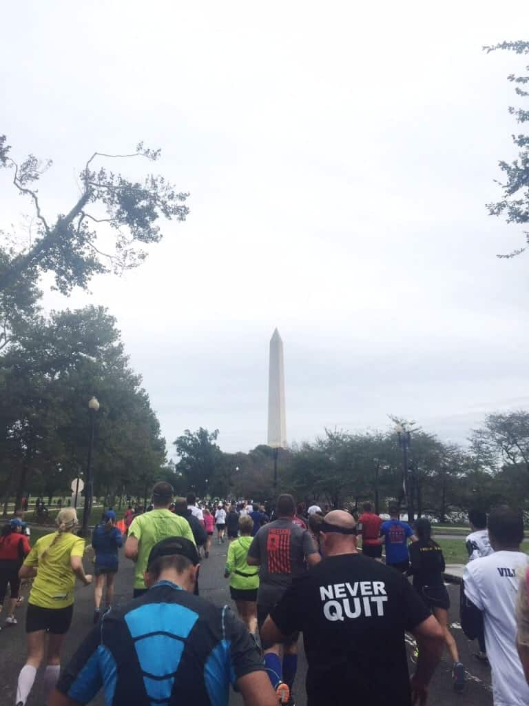 Army Ten Miler Race Views