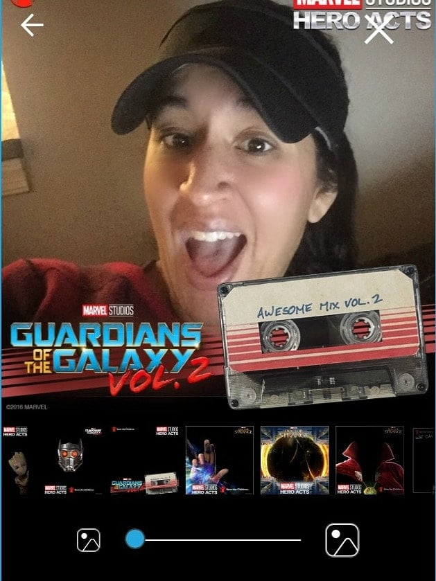 Guardians of the Galaxy, Vol 2 Sweepstakes to win a trip to the red carpet premiere!