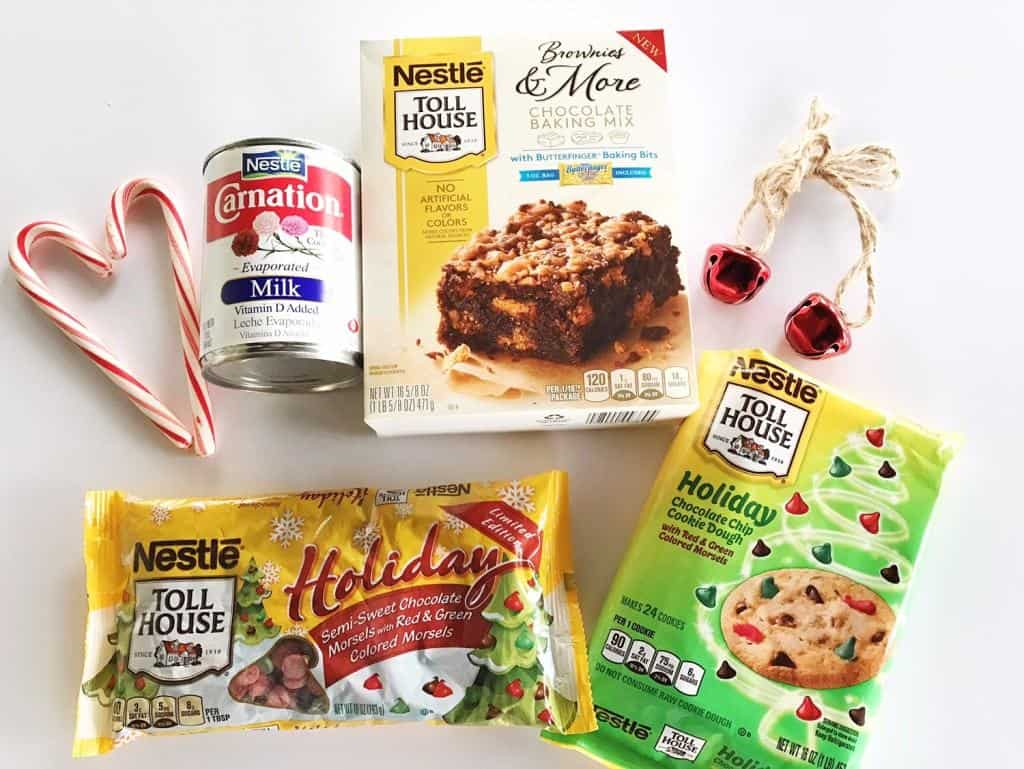 Nestlé Holiday Morsels and baking supplies