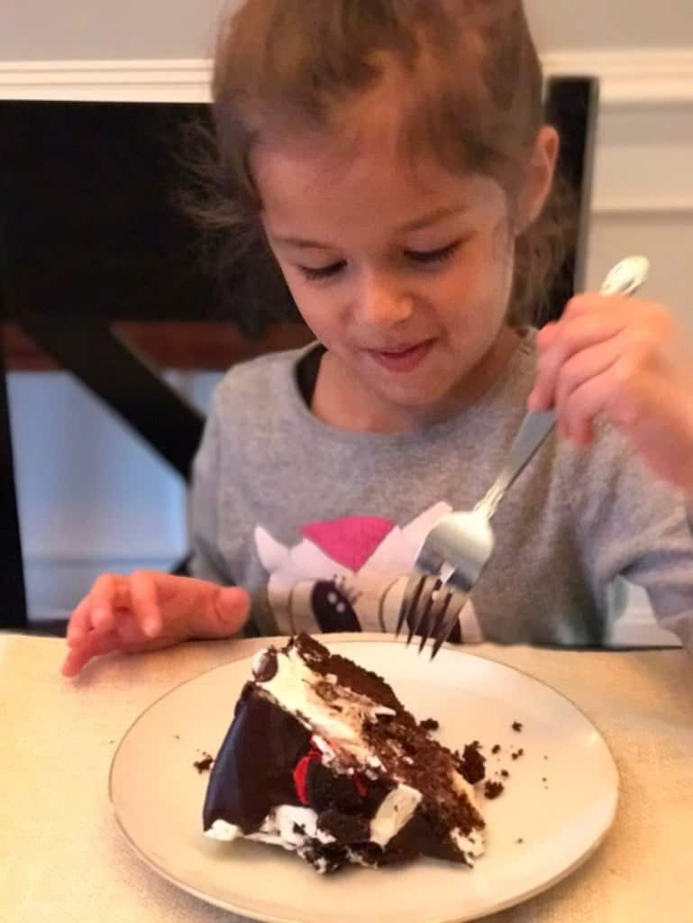 Best Holiday desserts - Baskin-Robbins ice cream cake
