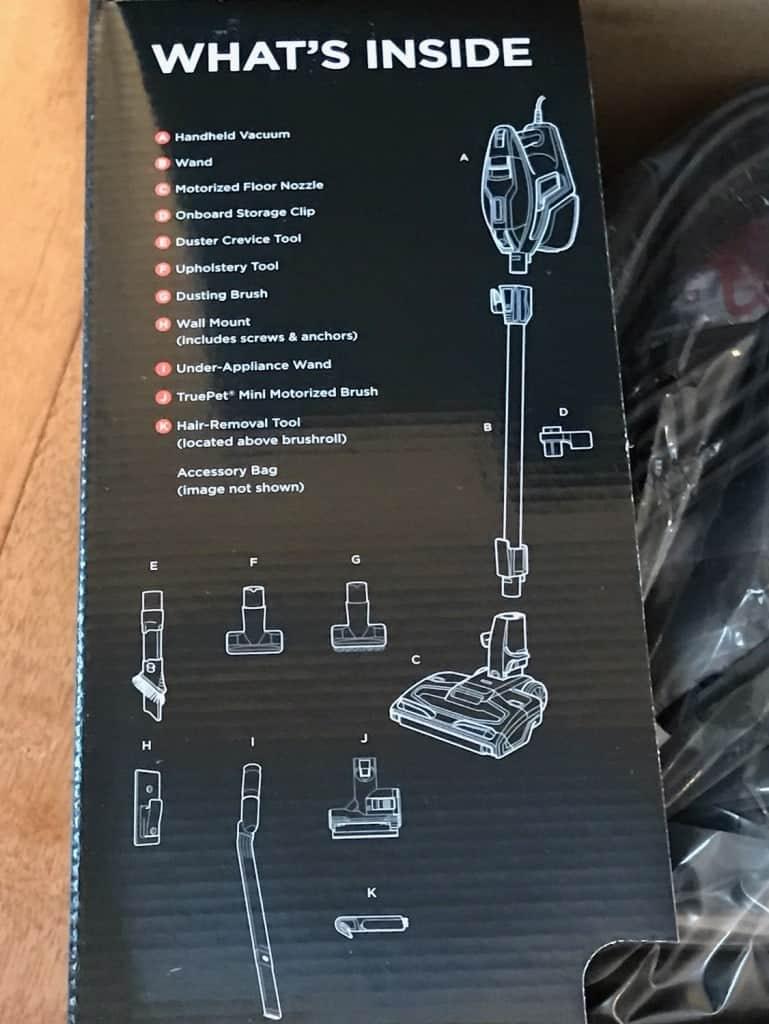 Shark Rocket Vacuum Cleaner Accessories