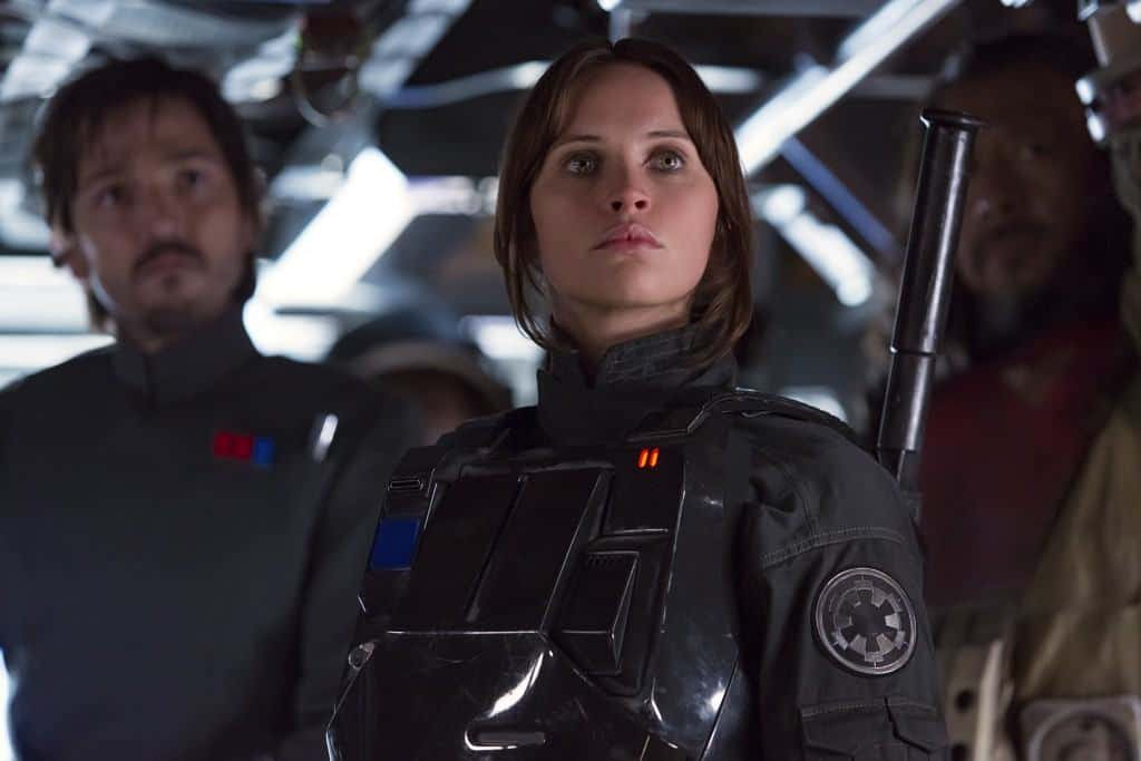 Rogue One for Kids - Jyn Erso
