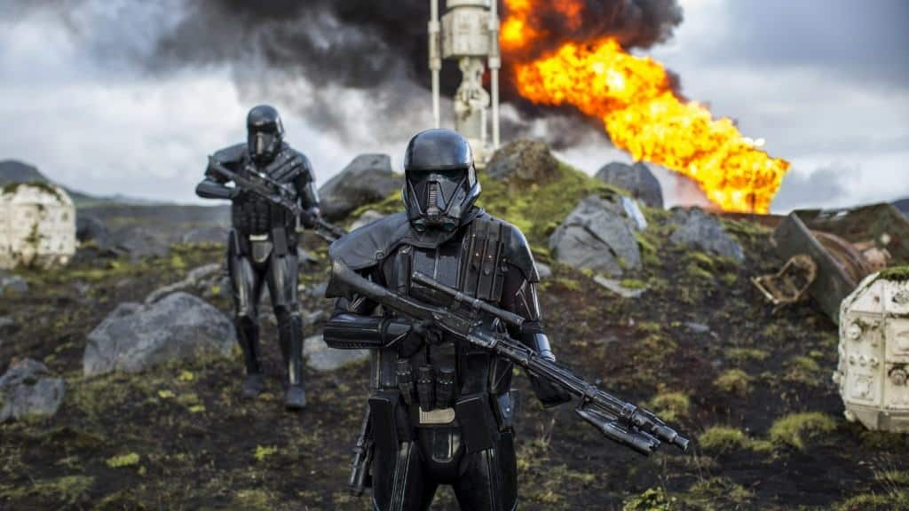 Rogue One for Kids - Death Troopers