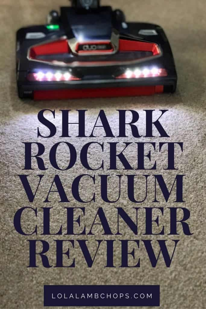 Check out my review of the Shark Rocket Vacuum Cleaner with DuoComplete Technology! The best vacuum I've owned! It's lightweight, cleans well, great for pets, and better than my Dyson Vacuum!